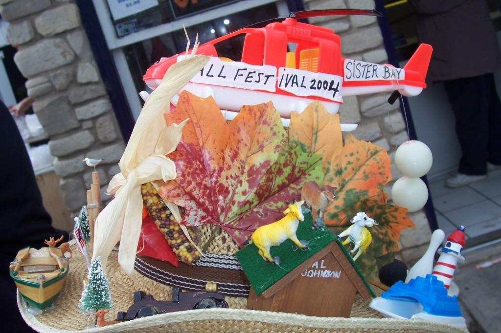 Fall Fest Hat