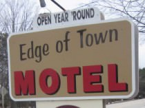 Edge of Town Motel