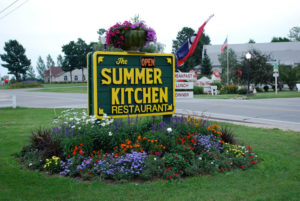 Summer Kitchen