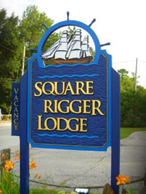 Square Rigger Lodge