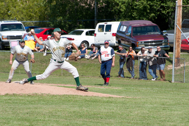 Pitching is Key to County League Success