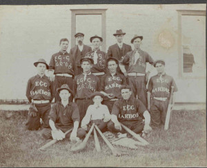 Baseball has been a popular recreation in Door County for over a century, with towns each sporting their own teams.