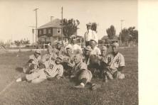 Baileys Harbor baseball team