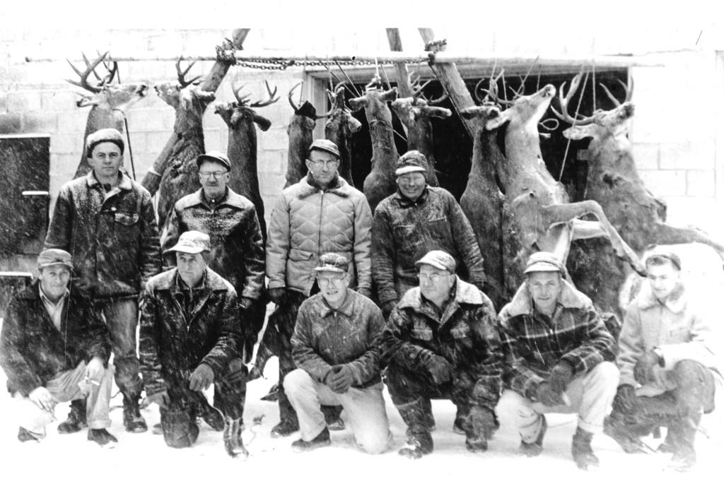 Hunting Season, 1952