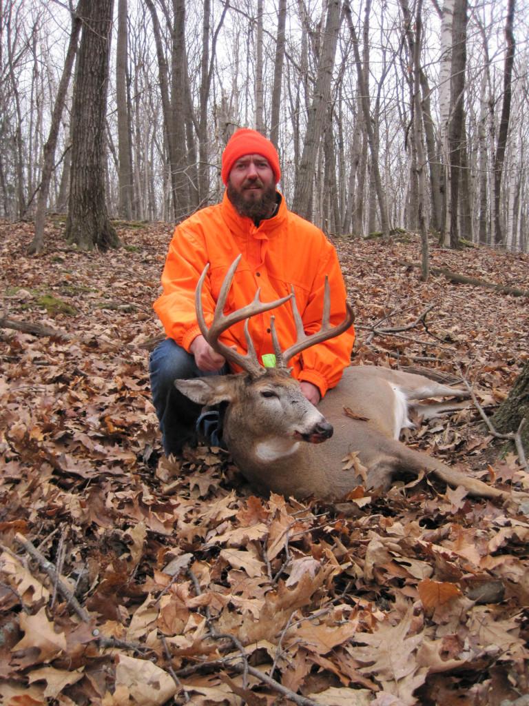 Buck Hunting  Potawatomi State Park
