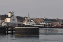 West Waterfront Sturgeon Bay