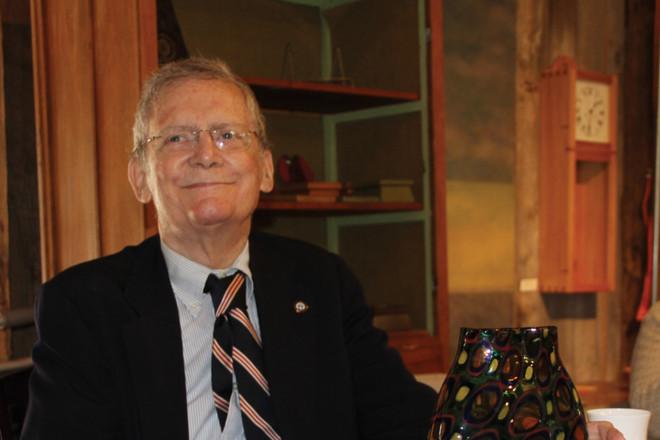 Lee Traven, Philanthropist of the Year, Door County