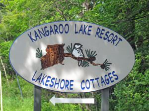 Kangaroo Lake Resort