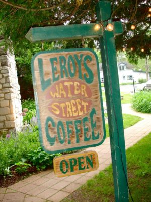 Leroy's Waterstreet Coffee
