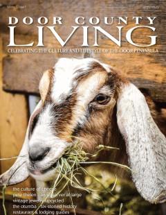 Door County Living Cover v12i01