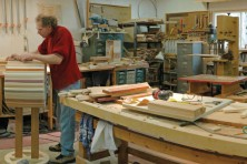 Michael Beaster, Door County, Door County arts, art in Door County, woodworking