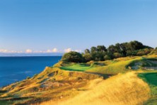 Whistling Straits, Golf, golfing, golf hole, Door County, Golfing in Door County