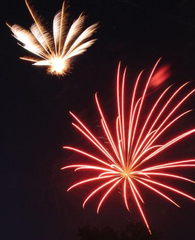 Fireworks, Fyr Bal, Ephraim, Door County, festival, festivals, Door County festival, Ephraim