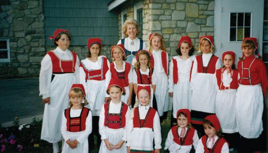 Fyr Bal, Joyce Gerdman, Scandinavian, Festival, Door County Festival, Door County