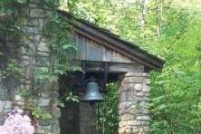 The Clearing, bell, Door County, Ellison Bay, Jens Jensen