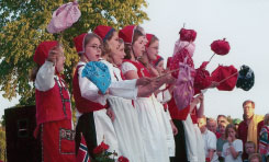 Fyr Bal, Scandinavian, Festival, festivals, Door County festivals, Door County, Ephraim