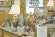 Ellison Bay Pottery, Ellison Bay, Door County, pottery, art in Door County