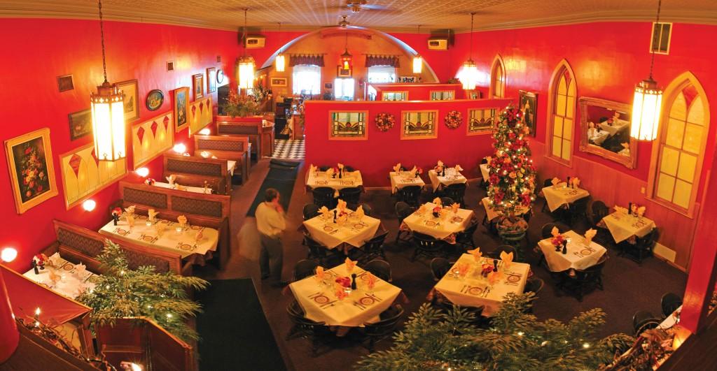 Dan Eggert, Mission Grille, Sister Bay, Door County, restaurant, Door County restaurant