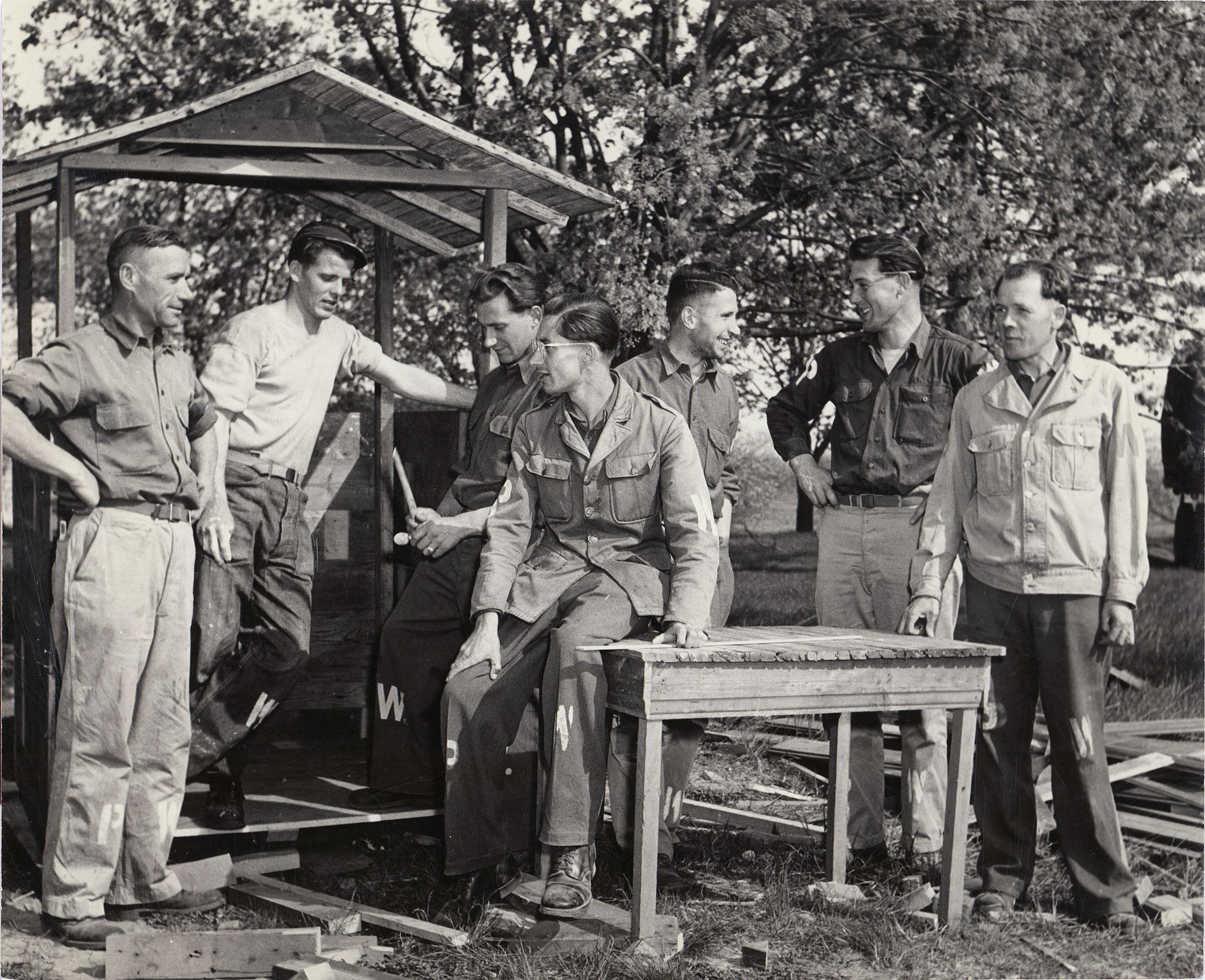 The Harvest Of 1945 German Pow Camps Filled Door County S