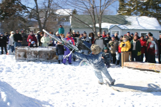 Fish Creek Winter Festival, Door County, Fish Creek