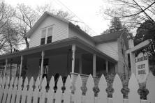 The Lundberg House, Door County, Haunted Houses