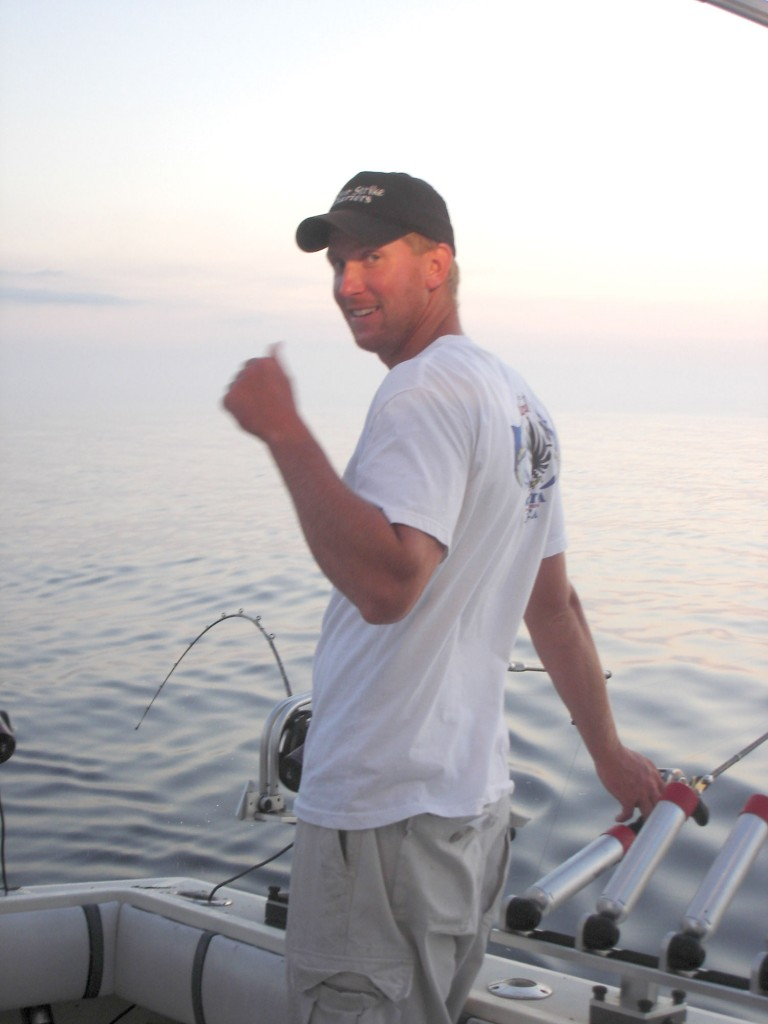 Silver Strike Charters, Charter Fishing, Door County