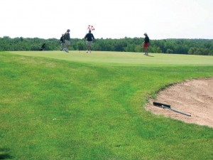 Golf Digest changed its ranking system in 2008 to put weight on playing surface, and less on the color of the playing surface, in a nod to environmental concerns.
