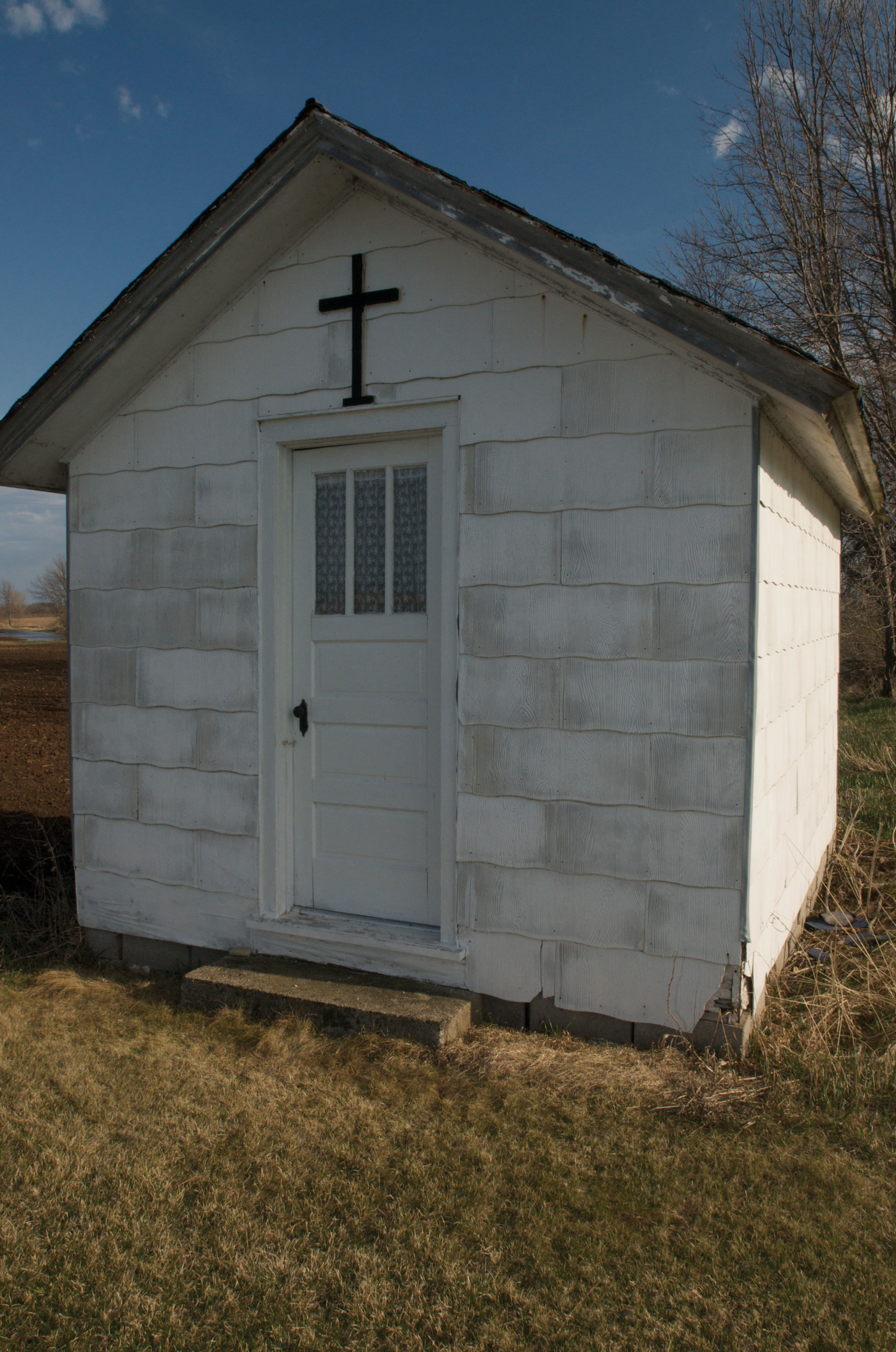 Lady Of The Wayside >> Southern Door County's Belgian Wayside Chapels - Door ...