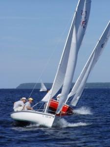 Photo courtesy of the Ephraim Yacht Club.