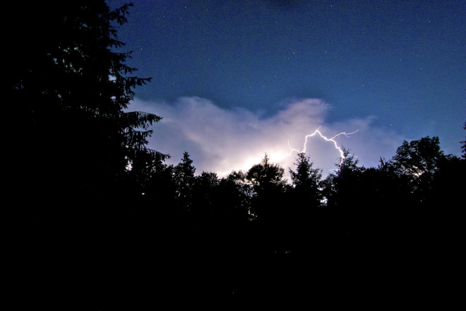 Tornado Drills and Storm Spotter Training in Door County