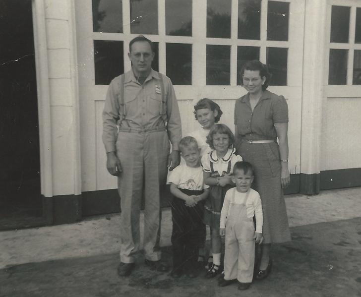 Harvey Haen Family