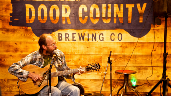 Live Music Door County Brewing Co