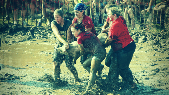 Valmy Thresharee Pig Wrestling