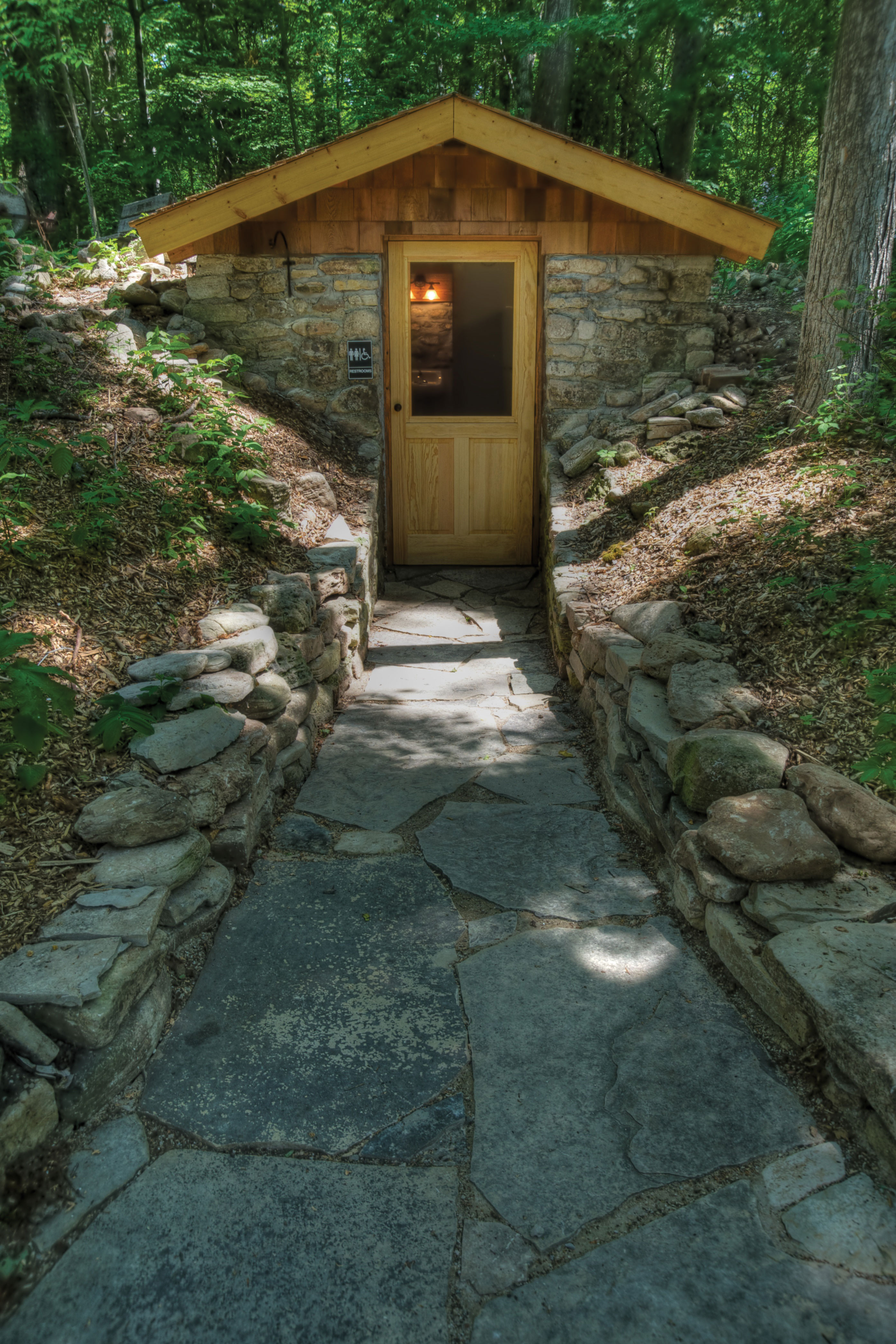 The Clearing Root Cellar Revived - Door County Pulse Wine And Cheese Art