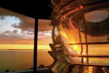 Pottawatomie Lighthouse. Tim Sweet.