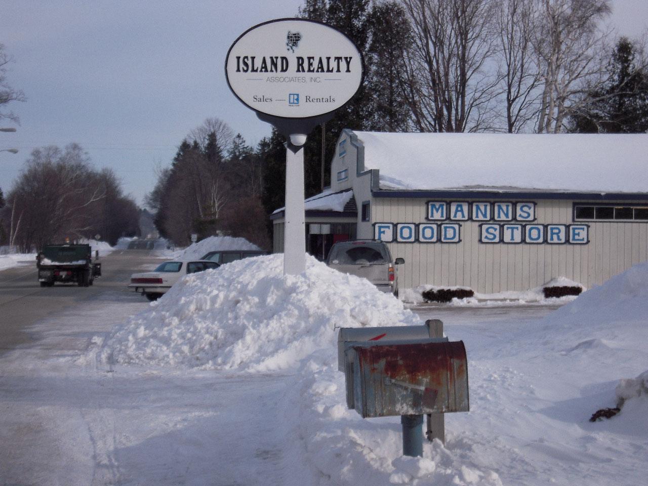 Winter On Washington Island Door County Pulse
