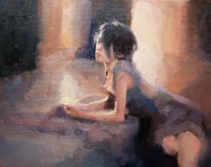 """Upward"" by Soirsce Kastner."