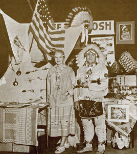 "Photo from ""Recollections of Chief Roy J. Oshkosh"" with permission."