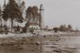 Cana Island Lighthouse. Ferdinand Hotz.