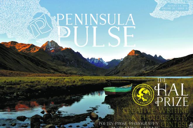 Pulse Cover v20i31 Hal Prize Cover lit issue