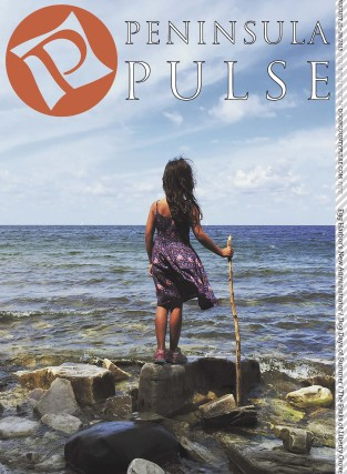 Pulse Cover v21i34 Girl with stick