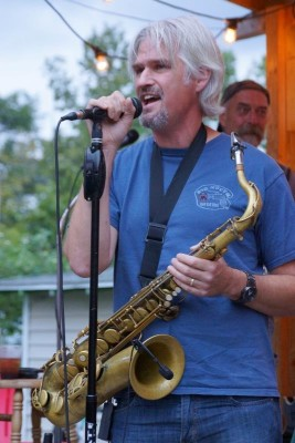 Woody Mankowski, Big Mouth quartet