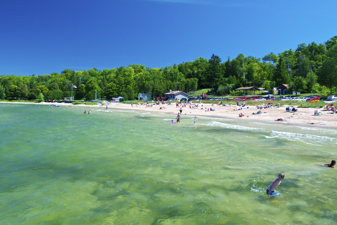 Public Comments Sought On Great Lakes Beach Listings By Door County