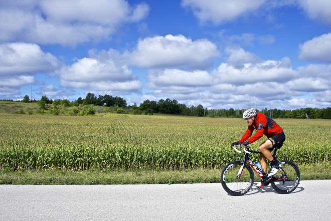 Cyclists Converge on Door County Sept. 9 - 15