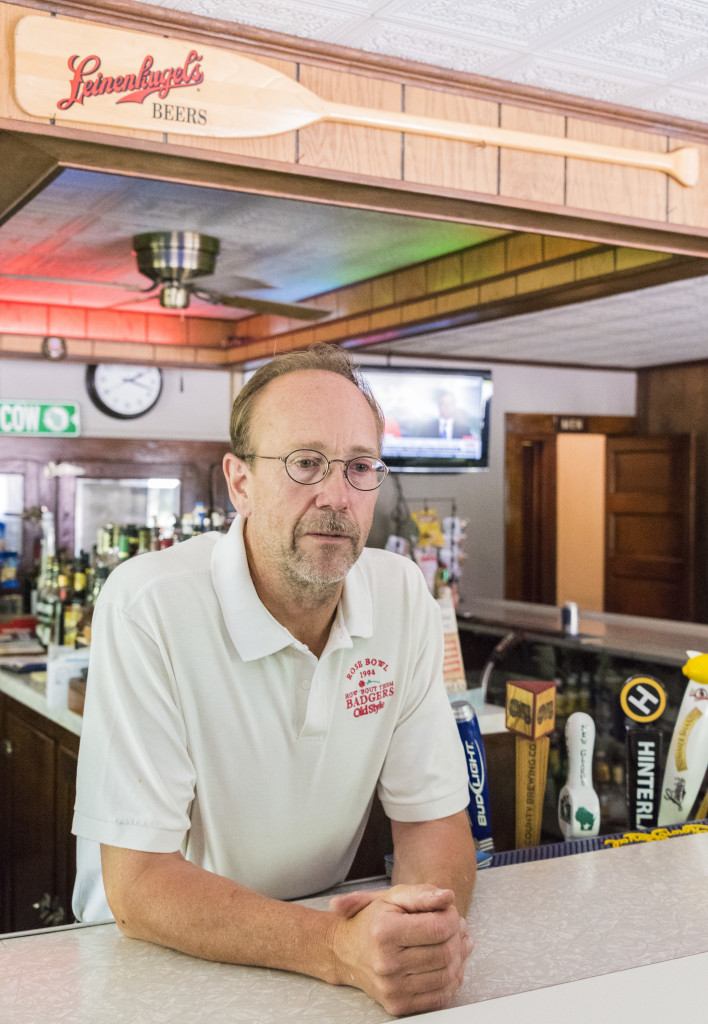 Seats at the bar are tough to come by on Friday nights, when locals swarm this institution outside Sturgeon Bay for its famous fish fry.