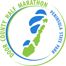 Door County Half Marathon Logo