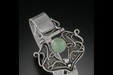 Bracelet by Amy Taylor.