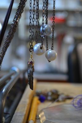 Kirsten Bungener. Jewelry. Ephraim.