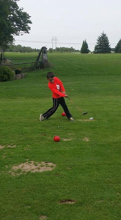 Baudhuin golf