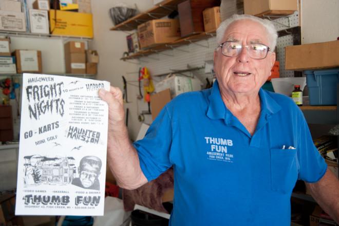 He Put the Fun in Door County: Thumb Fun Founder Doug Butchart Dies at 88